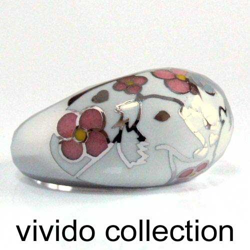vivido collection ボルゾイリング