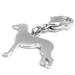 世界一の犬 サルーキーのシルバーアクセサリー